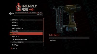 Weapon - SMGs - Rapid-Fire SMG - Nailgun - Default