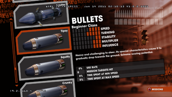 Saints Row Money Shot Bullet - Tipsy