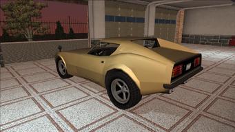 Saints Row variants - Venom Classic - Standard - rear left