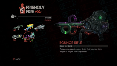 Weapon - Rifles - Bounce Rifle - Main