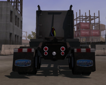 Peterliner - rear in Saints Row