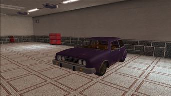 Saints Row variants - Slingshot - Gang 3SS lvl1 - front left