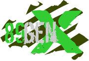 89.0 Generation X logo