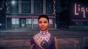 Asha Odekar - face