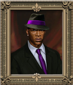 Pierce - Saints Row IV website promo