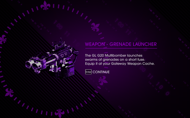 File:ETD Save the Planet reward3, weapon - genade launcher.png