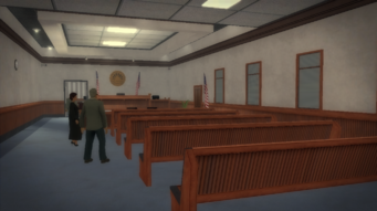 Stilwater Courthouse - Courtroom B