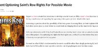 Saints Row (film)