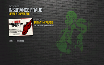 Sprint Increase 2 unlocked SR2