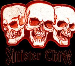 Sinister Three Gang Logo