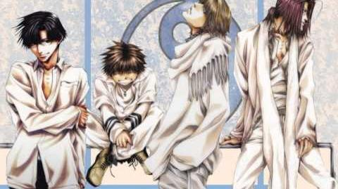 Gensomaden Saiyuki OST - From Way Before