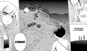 Finding Kanna