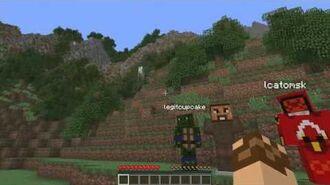 Minecraft - Sakura Server - Season 2 - Episode 1 - Cow