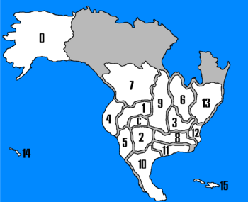 Panem Map