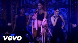 Ariana Grande - Side to Side (Vevo Presents)