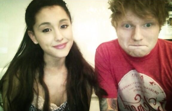 File:Ariana and Ed Sheeran.jpg