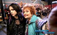 Marie and Liz selfie