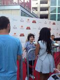 Cameron at the Nicky Deuce Premier May 20, 2013