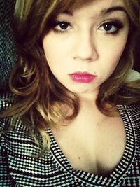 Jennette on New Years 2013