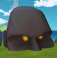 Moai thunder