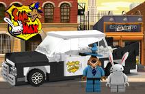 Lego Sam & Max background 1a