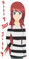 File:Sillyjilly speedart by sister1221gaming-d7monoj.jpg