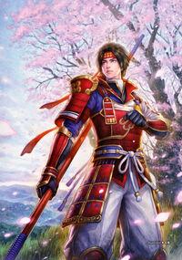 Yukimura Sanada SW4 Artwork