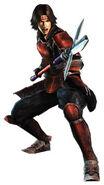 Yukimura Sanada render