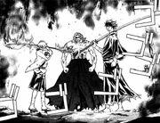 Kyo vs Bontenmaru vs Hotaru