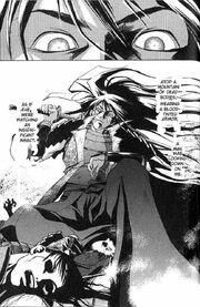Demon Eyes Kyo shamed Jimon