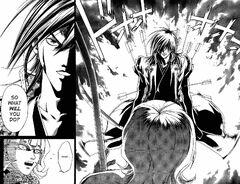 Yukimura killing intent