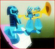 X9 trumpet