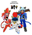Samurai British cats color.jpg
