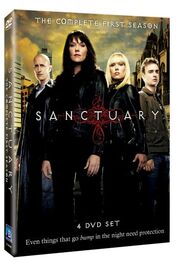 Sanctuary 1 DVD