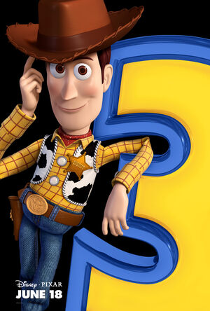 Woody-Toy Story 3