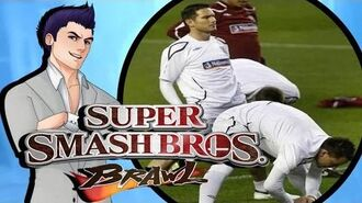 FOOTY WITH DA LADS - Super Smash bros Brawl