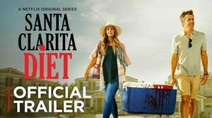 Santa Clarita Diet Official Trailer HD Netflix