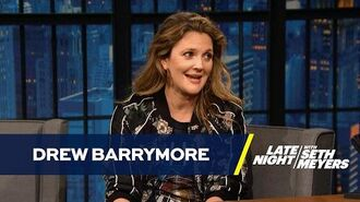 Drew Barrymore Got a Bad Concussion Filming Santa Clarita Diet