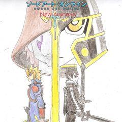 Galant and Kirito NA Cover 1