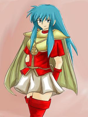 File:Fire Emblem 8 Lord Eirika by KitsuneInari.png