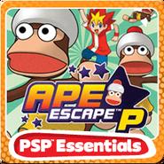 PSP Essentials Ape Escape P