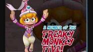 Ape Escape 3- Monkey Pink Boss Music
