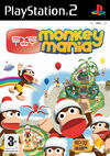 EyeToy Monkey Mania Cover PAL