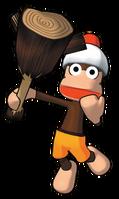 Ape Escape Pumped & Primed Monkey 1