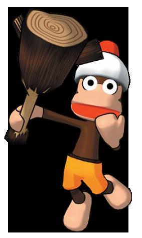 File:Ape Escape Pumped & Primed Monkey 1.png