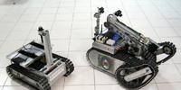 Thai ground robot