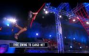 -04- Tyre Swing to Cargo Net