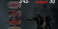 SAS: Zombie Assault 3D