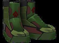 Hvm-carbon-fibre-boots red