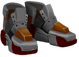 Medusa Boots RED